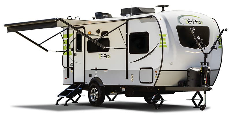 2019 Forest River Flagstaff E-Pro (Toy Hauler)