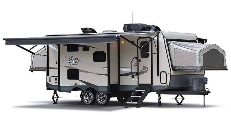 2019 Forest River Flagstaff Shamrock (Travel Trailer)