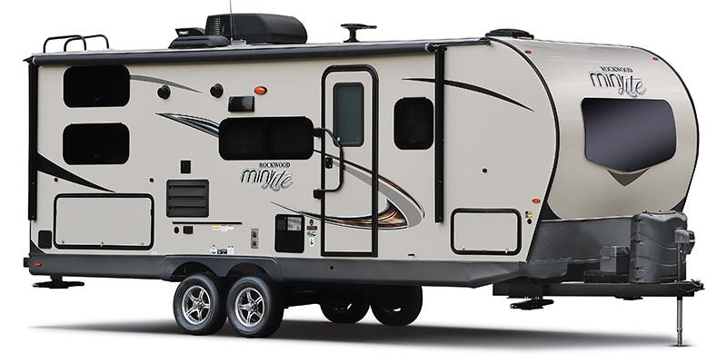 2019 Forest River Rockwood Mini Lite (Travel Trailer)