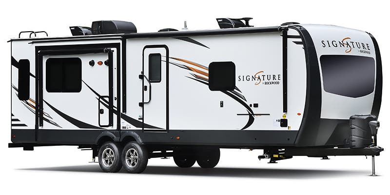 2019 Forest River Rockwood Signature Ultra Lite (Travel Trailer)