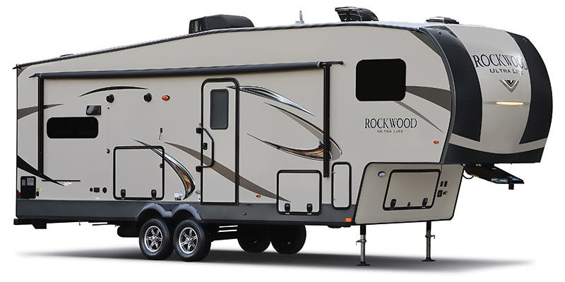 2019 Forest River Rockwood Ultra Lite (Fifth Wheel)