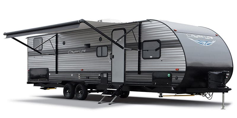 Find Specs for 2019 Forest River - Salem Cruise Lite <br>Floorplan: 19DBXL (Travel Trailer)