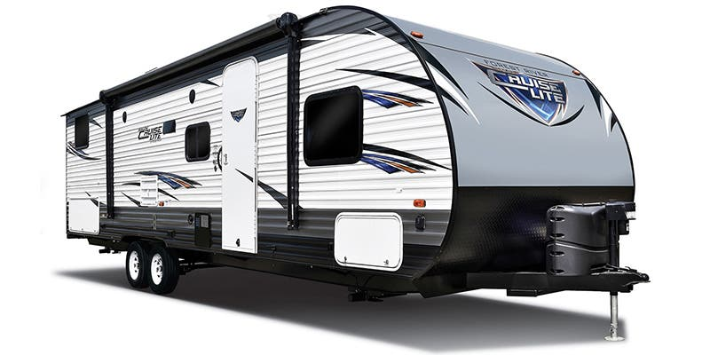 2019 Forest River Salem Cruise Lite (Toy Hauler)