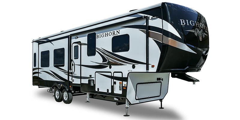 Find Specs for 2019 Heartland  Bighorn Fifth Wheel RVs
