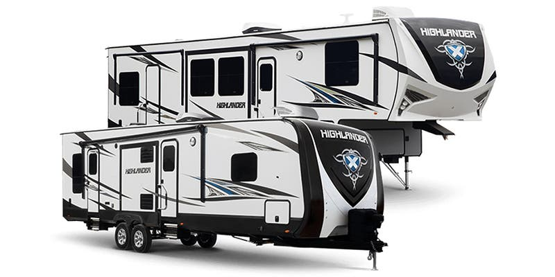 2019 Highland Ridge Highlander (Toy Hauler)