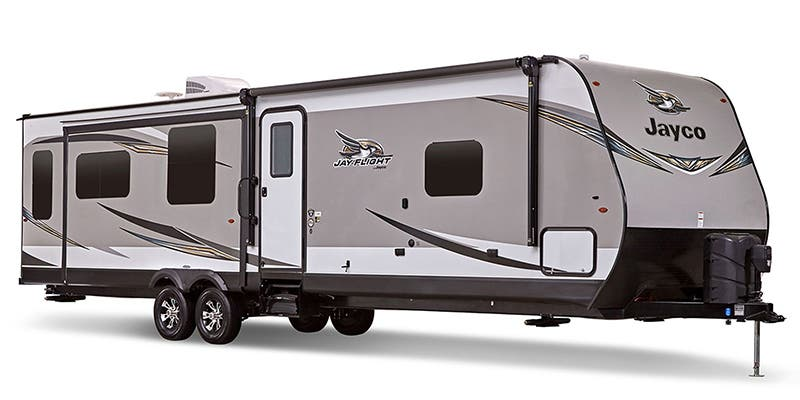 Find Specs for 2019 Jayco - Jay Flight <br>Floorplan: 28BHBE (Travel Trailer)