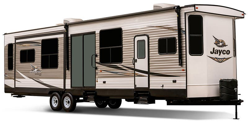 Find Specs for 2019 Jayco Jay Flight Bungalow Destination Trailer RVs