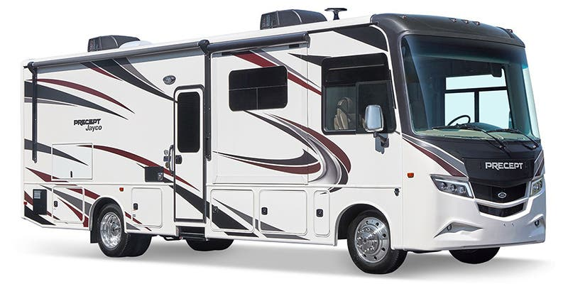 Find Specs for 2019 Jayco Precept Class A RVs