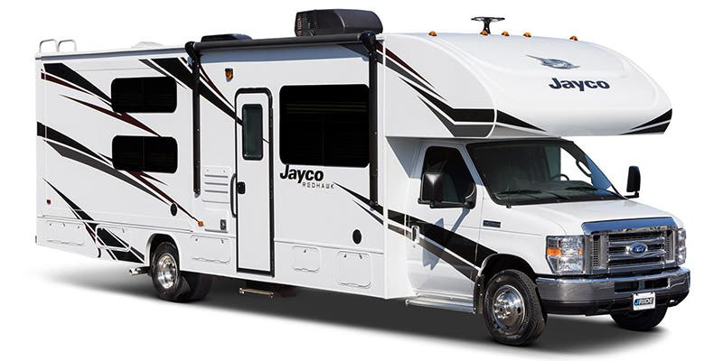 Find Specs for 2019 Jayco Redhawk Class C RVs