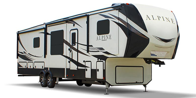 2019 Keystone Alpine (Fifth Wheel)