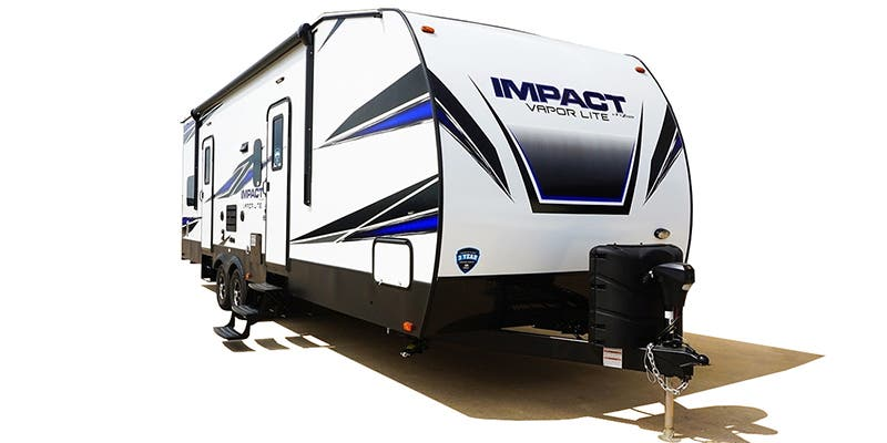 Find Specs for 2019 Keystone Impact Toy Hauler RVs