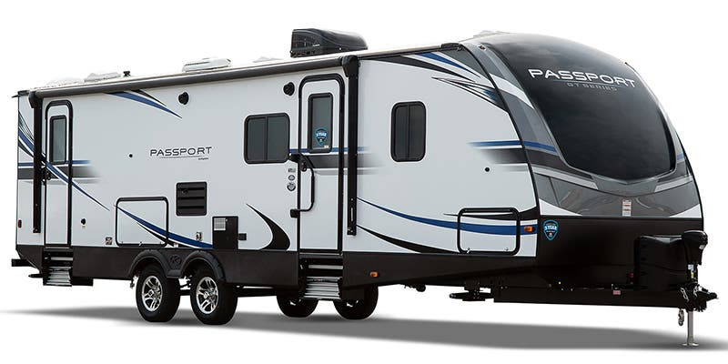 Find Specs for 2019 Keystone Passport Grand Touring Travel Trailer RVs
