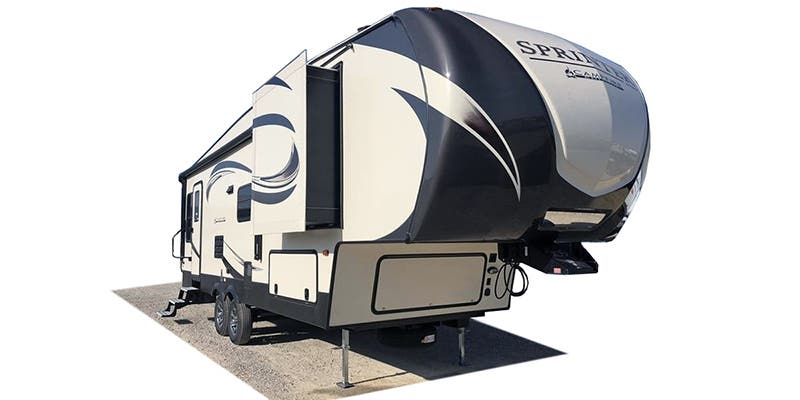 Find Specs for 2019 Keystone Sprinter Campfire Fifth Wheel RVs
