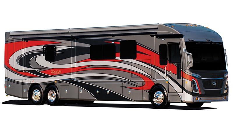 Find Specs for 2019 Monaco RV Signature Class A RVs