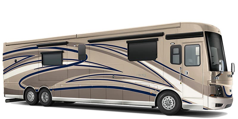 Find Specs for 2019 Newmar King Aire Class A RVs