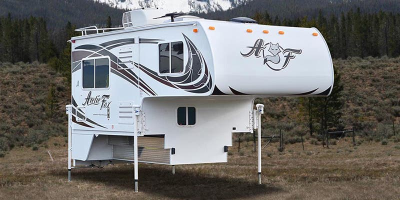 Find Complete Specifications For Northwood Arctic Fox Truck Camper Rvs Here
