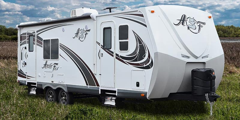 Find Specs for 2019 Northwood Arctic Fox Travel Trailer RVs