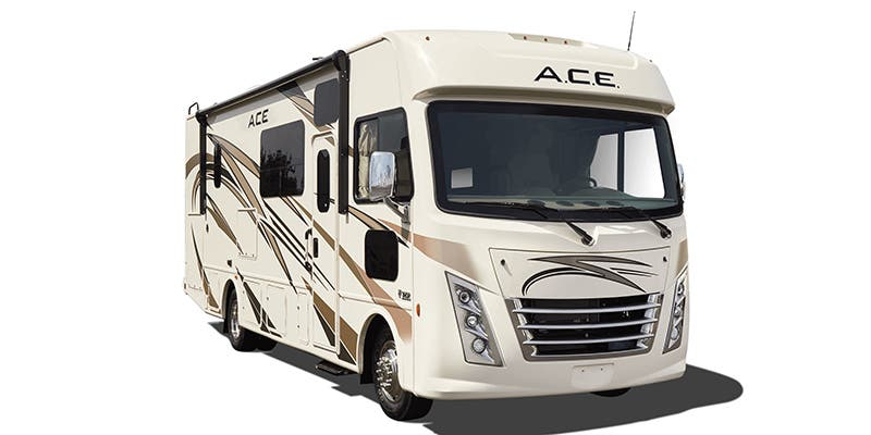 Find Specs for 2019 Thor Motor Coach A.C.E. Class A RVs
