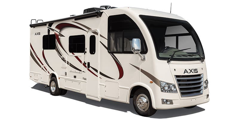 Find Specs for 2019 Thor Motor Coach Axis Class A RVs