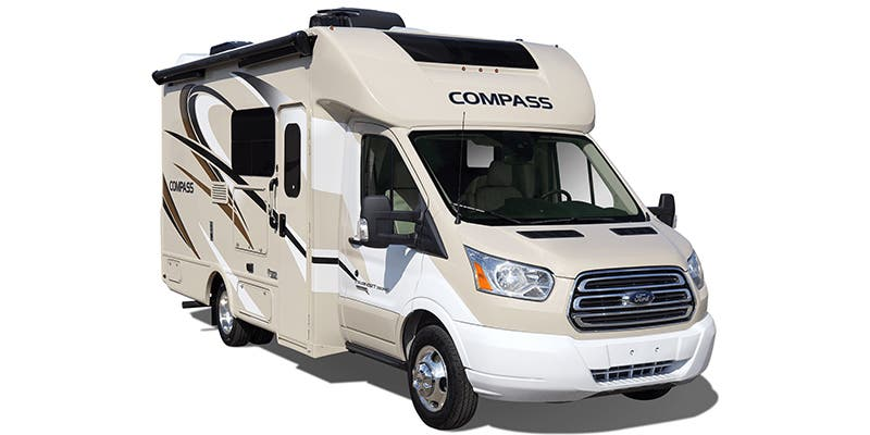 Find Specs for 2019 Thor Motor Coach Compass Class C RVs