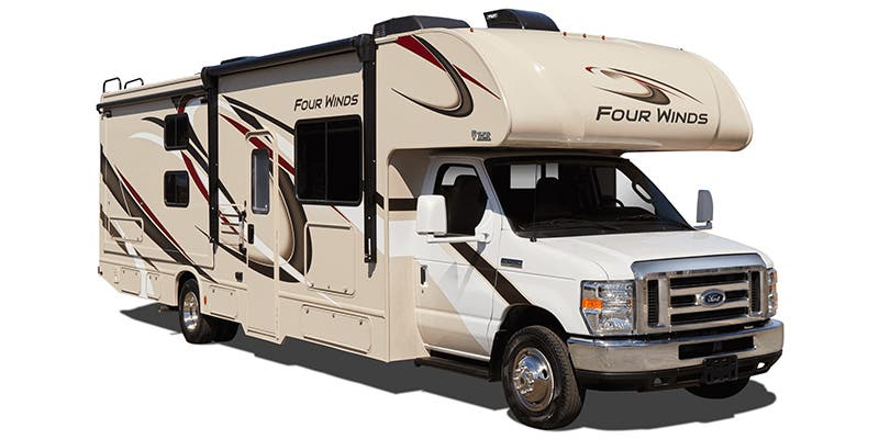 Find Specs for 2019 Thor Motor Coach Four Winds Class C RVs