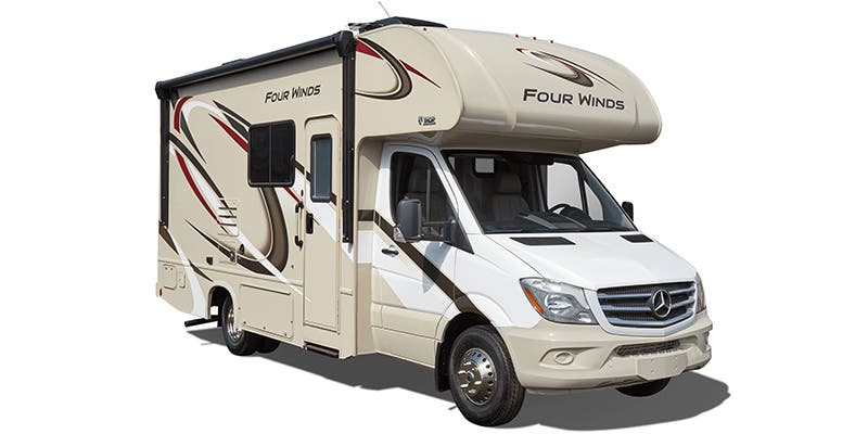 Find Specs for 2019 Thor Motor Coach Four Winds Sprinter Class C RVs