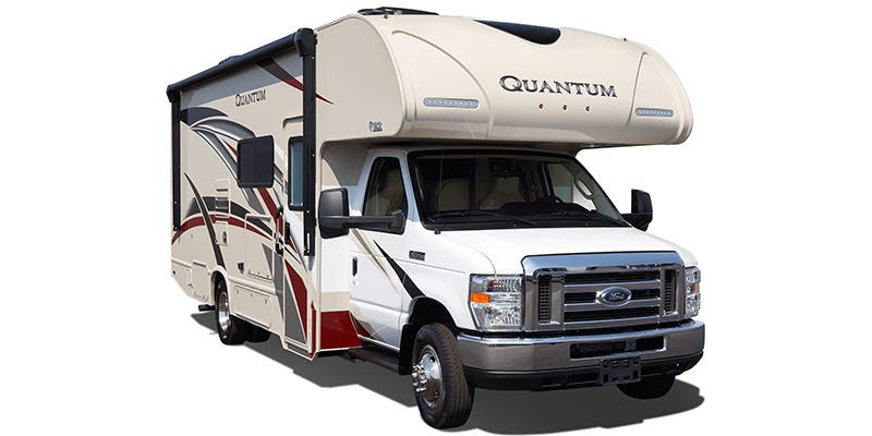 Find Specs for 2019 Thor Motor Coach Quantum Class C RVs