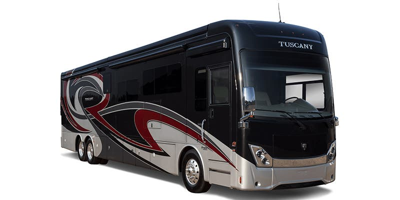 Find Specs for 2019 Thor Motor Coach Tuscany Class A RVs