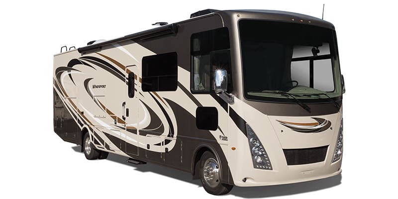 Find Specs for 2019 Thor Motor Coach Windsport Class A RVs