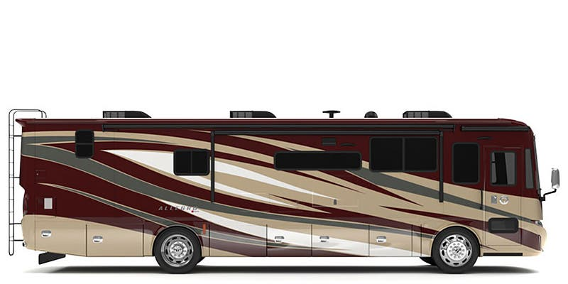 Find Specs for 2019 Tiffin Allegro Red Class A RVs