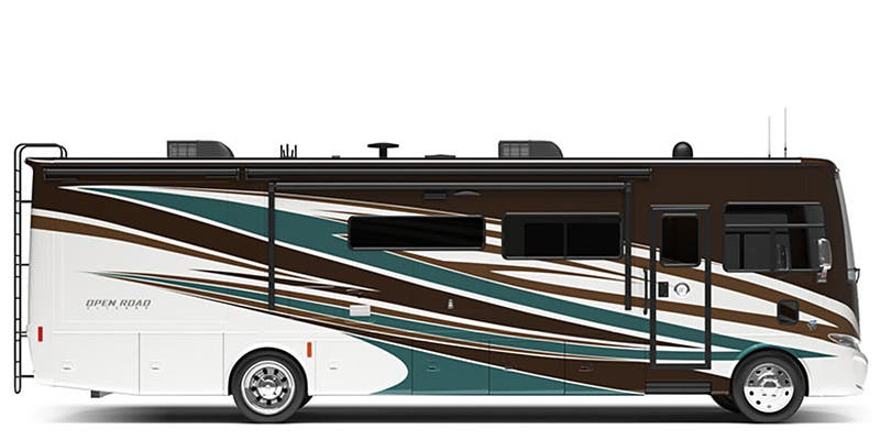 Find Specs for 2019 Tiffin Open Road Allegro Class A RVs