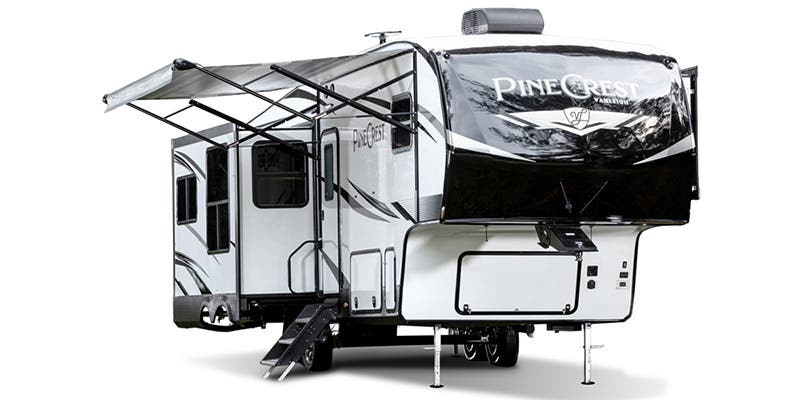 Find Specs for 2019 Vanleigh PineCrest Fifth Wheel RVs