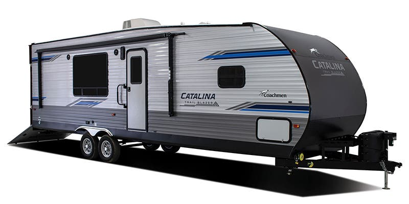2020 Coachmen Catalina Trail Blazer (Toy Hauler)