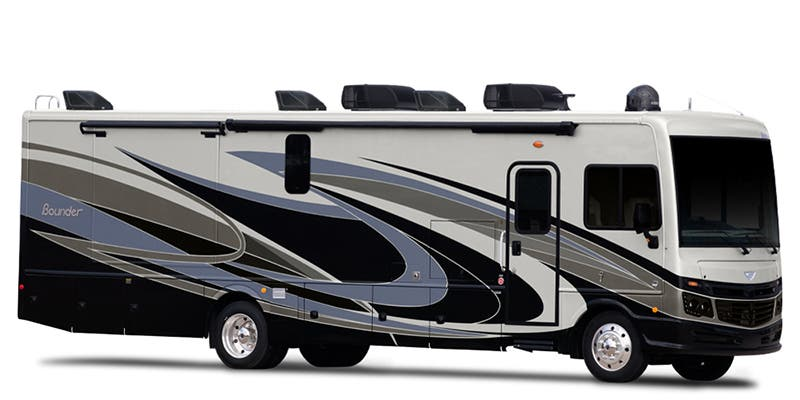 Find Specs for 2020 Fleetwood Bounder Class A RVs