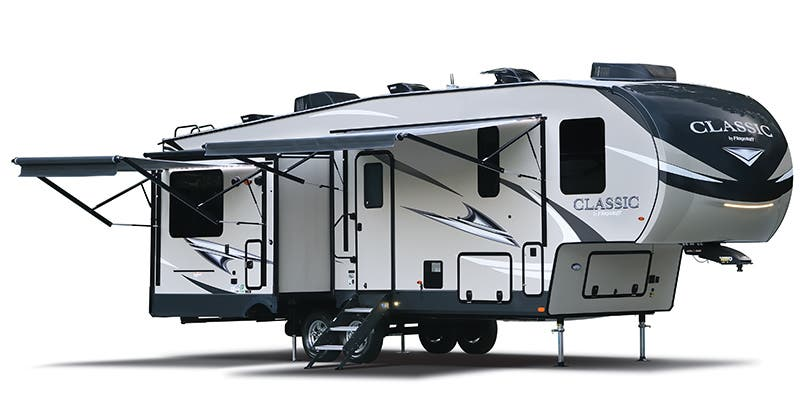Find Specs for 2020 Forest River Flagstaff Classic Super Lite Fifth Wheel RVs