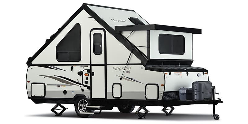 Find Specs for 2020 Forest River Flagstaff Hard Side Toy Hauler RVs