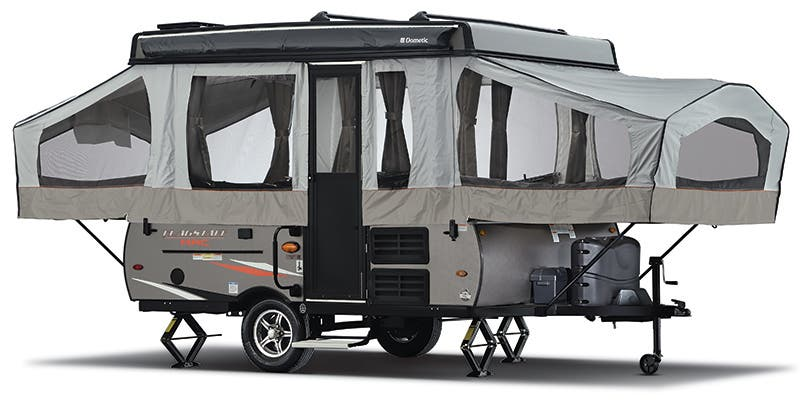 Find Specs for 2021 Forest River Flagstaff Popup RVs