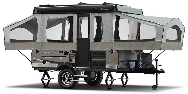 Find Specs for 2020 Forest River Flagstaff Toy Hauler RVs