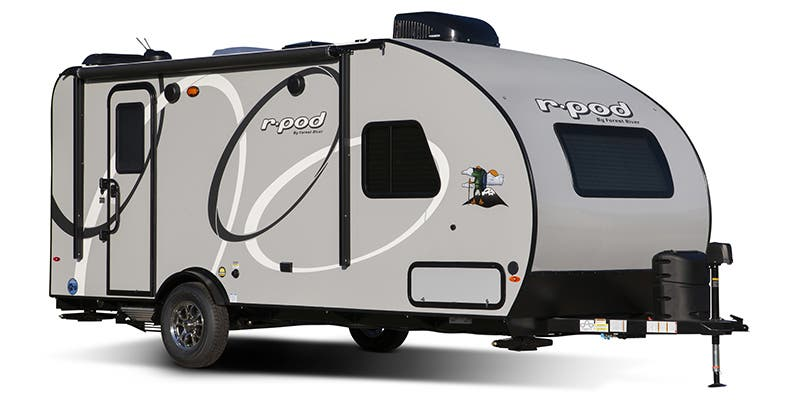 Find Specs for 2020 Forest River R-Pod Travel Trailer RVs