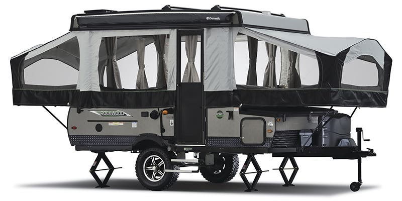 2021 Forest River Rockwood Extreme Sports Package (Expandable Trailer)