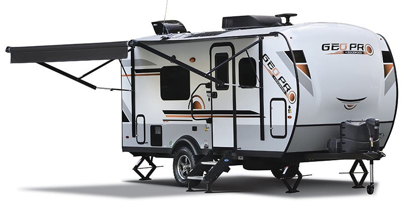 2021 Forest River Rockwood Geo Pro (Toy Hauler)