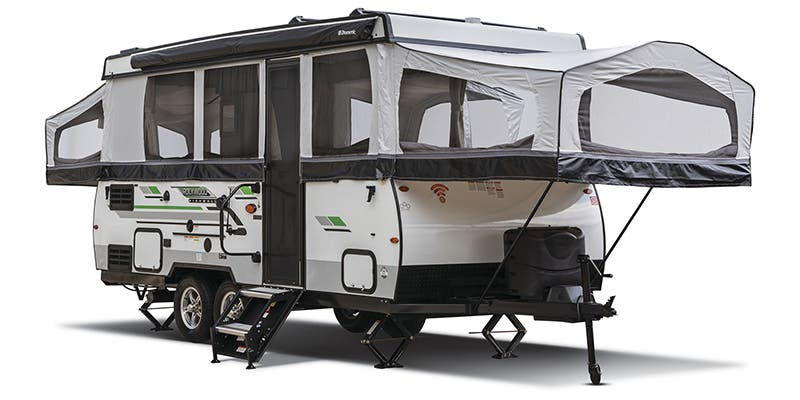 2021 Forest River Rockwood (Expandable Trailer)