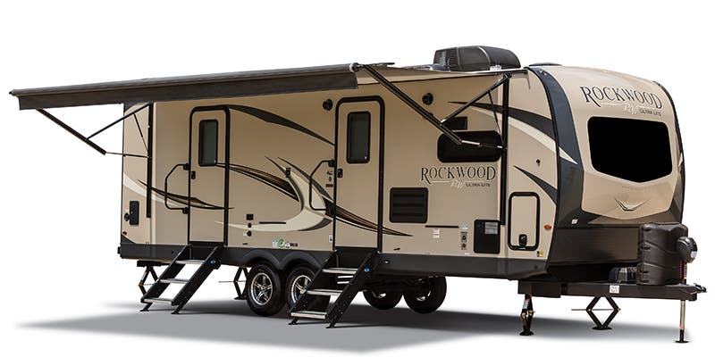 2020 Forest River Rockwood Ultra Lite (Travel Trailer)