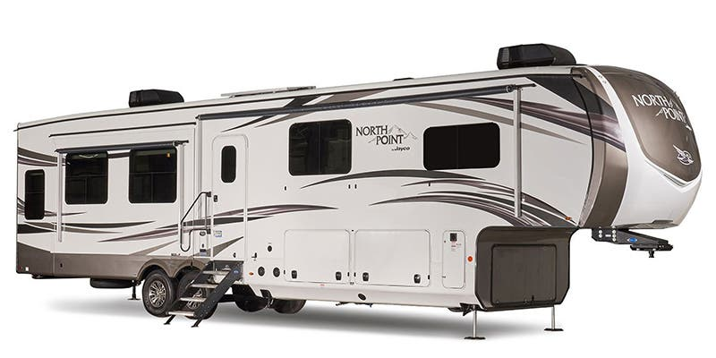 2020 Jayco North Point (Toy Hauler)