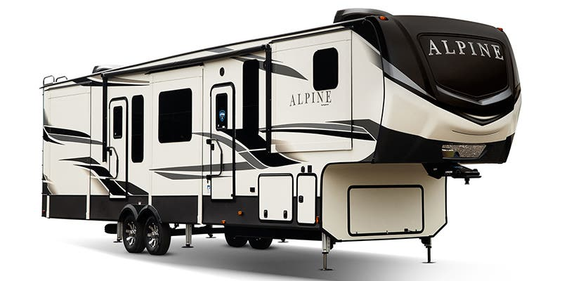 2021 Keystone Alpine (Fifth Wheel)