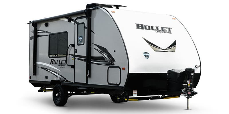 Find Specs for 2020 Keystone - Bullet <br>Floorplan: 1800RB (Travel Trailer)