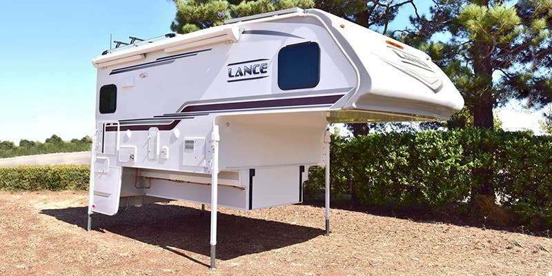 Find Specs for 2020 Lance TC Truck Camper RVs