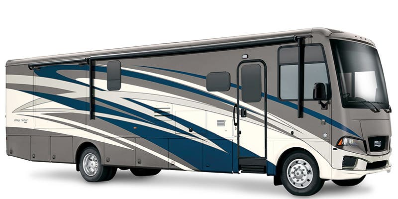 Find Specs for 2020 Newmar - Bay Star <br>Floorplan: 3014 (Class A)