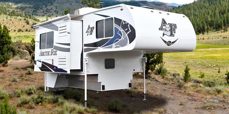 Find Specs for 2020 Northwood Arctic Fox Camper Truck Camper RVs