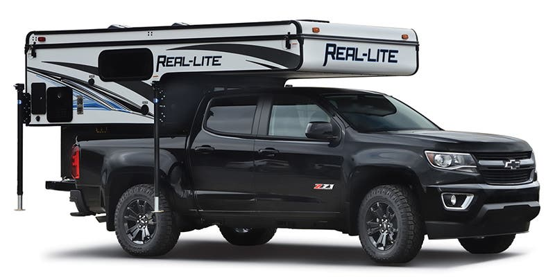 Find Specs for 2020 Palomino Real-Lite Truck Camper RVs